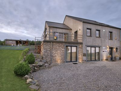 Photo for Beautiful detached holiday home in Houmont.