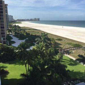 Photo for Spectacular Views From This Updated 9th Floor Beachfront Condo!