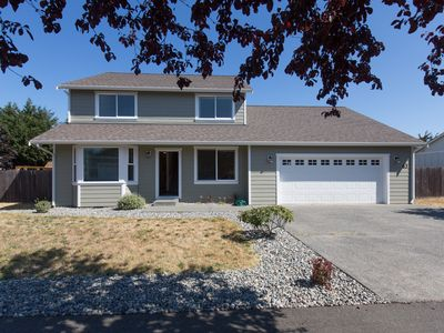 Photo for Spacious 4 Bedroom Home Close to Downtown Sequim