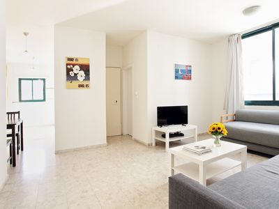 Photo for 1 Bedroom (Spacious) Apartment - 21 Ben Yehuda Street.