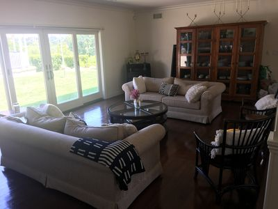 Photo for Gorgeous, warm family home with great view