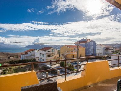 Photo for Apartment Damir A2 with Sea View in Lopar
