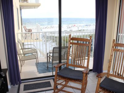 Photo for Stay on the beach in Gulf Shores!  Breathtaking views!