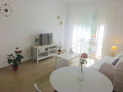 Photo for LUMINOUS APARTMENT NEAR THE BEACH