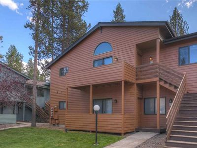 Photo for 4-I Powder Village is a newly remodeled 2 bedroom and loft upper level condominium!