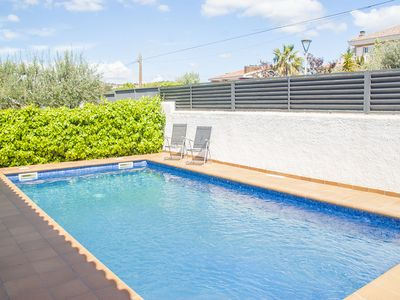 Photo for Club Villamar - Beautiful spanish villa with fenced pool, a perfect election for families with ch...