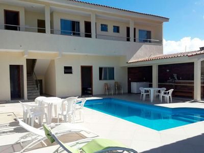 Photo for House with 8 bedrooms, gourmet area, pool in Porto Seguro