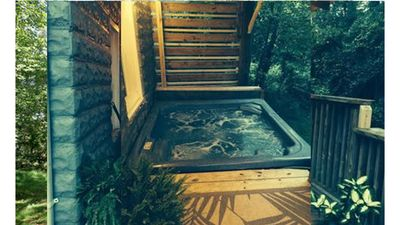 Photo for Urban Oasis - Escape to the mountains and spoil yourself in our Hot Tub