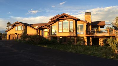 Photo for Breathtaking 360 Degree Views of Breckenridge from Atop Our Mountaintop Retreat