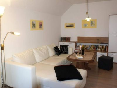 Photo for Holiday apartment, shower, toilet, 1 bed room - Ferienwohnung Hartig