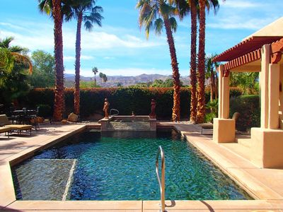 Photo for Super Private Casita with Salt Water Pool, Mountain View, Location!!