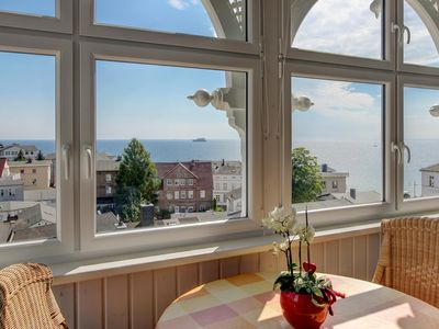 Photo for Apartment in the old town - with sea view - only 2 minutes to the Baltic Sea