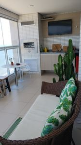 Photo for EXUBERANT MAGIC! Chic and modern apartment FORWARD TO THE SEA!
