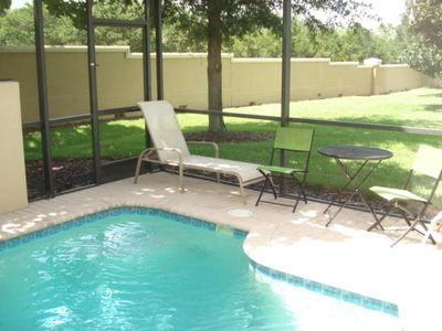 Photo for Windsor Hills Sunset View Best Priced South Facing Pool End Unit Townhouse!