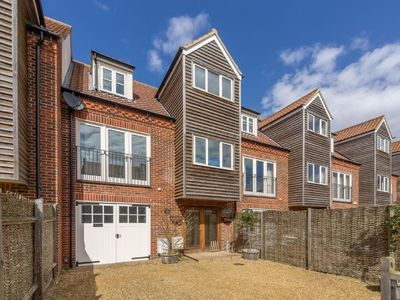 Photo for A stylish and contemporary three storey property situated in Wells.