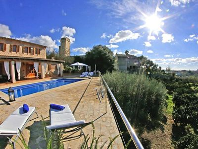 Photo for holiday home, Sant Joan  in Mallorca Inselmitte - 8 persons, 4 bedrooms