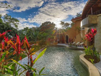 Photo for Large jungle home with Guest House. Up to 30% off 2020!