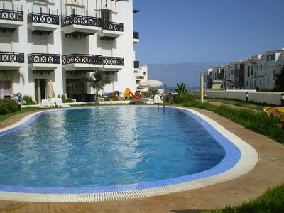 Photo for apartment in dar bouazza playa blanca