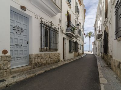 Photo for Casa Carreta - Stunning Restored Fisherman's house in the old center of Sitges