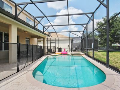 Photo for Beautiful 6 Bed Pool Home at Windsor Hills Resort
