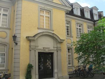 Luxury holiday home for 2-6 people in the old town of Heidelberg