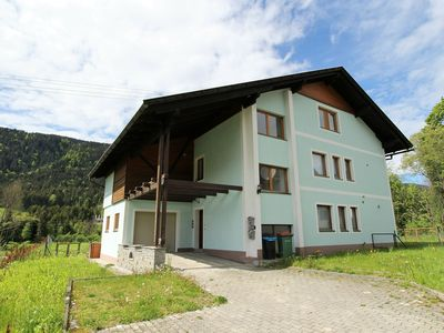 Photo for Nice apartment in a house in a quiet area near lakes and the ski resort of Nassfeld