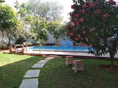 Photo for Uptreat™ Villa go8485/R1 Garden & Swimming pool