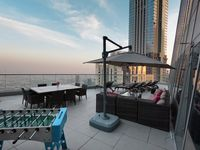 The best apartment with the most impressive terrace I ever stayed in