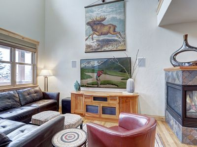 Photo for Stunning Townhome with Excellent Location to Main St & Slopes - Phenomenal Views