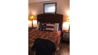 Photo for MOUNTAIN JOY COTTAGES #5 - STARS AND STRIPES