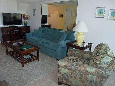 Photo for 101A 3BR / 2 Bath Condo on the Beach at Seaspray on Okaloosa Island
