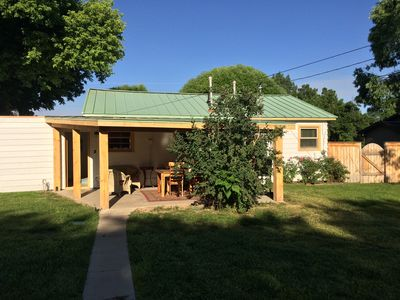 Photo for Renovated 2016 - 2 Blocks From Downtown - best backyard in Fruita