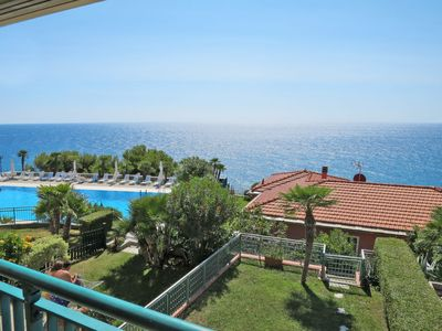 Photo for Apartment Le Margherite (SLR257) in San Lorenzo al Mare - 4 persons, 1 bedrooms
