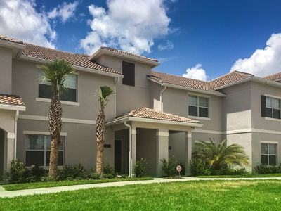 Photo for LUXURIOUS Pool Townhouse minutes from Disney