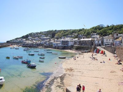 Photo for TRECARRELL COTTAGE, pet friendly in Mousehole, Ref 959182