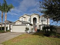 Excellent spacious house with nice pool and nice games room.