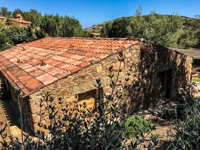 Photo for Stone villa type sheepfold in Palombaggia
