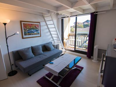 Photo for Beautiful apartment in Seignosse plage!