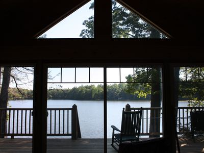 Photo for N.H. Waterfront Cottage