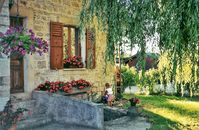 Well equipped gite in a great rural location.