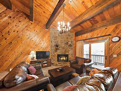 Photo for 4BR Condo w/ Pool & Hot Tub at Steamboat Springs Ski Base