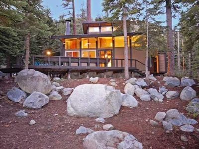 Photo for Spacious Scandinavian-Style 4 BR Home in Alpine Meadows