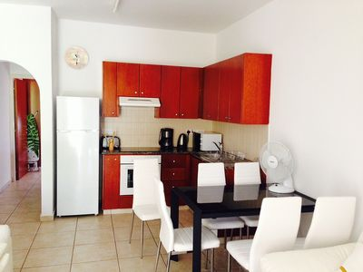Photo for Lovely 1 Bedroom Apartment Just 150m From The Sea CY5974 ground floor