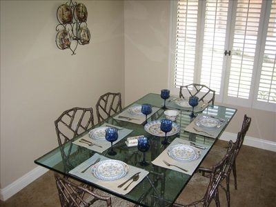 Dining Room with seating for 6-8