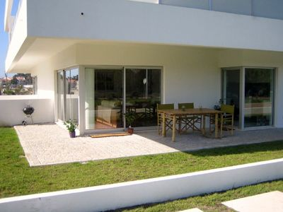 Photo for Beautiful contemporary apartment on Portugal's stunning Silver Coast