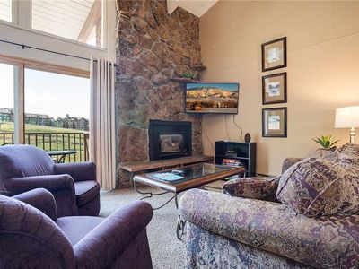 Photo for SM352 by Mountain Resorts: Top Floor Condo*Fantastic Views*Hot Tub*Ski-In/Walk-Out