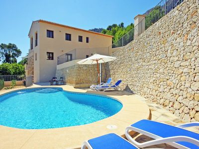 Photo for Lleus Villa, Sleeps 8 with Pool, Air Con and WiFi