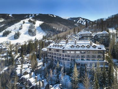 Photo for Slope-Side Ski-in/Out  2 BR/2.5 BA Penthouse Condo Pines Lodge in Beaver Creek