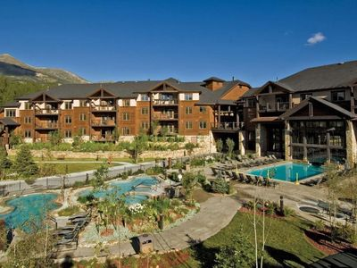 Photo for Studio at Grand Timber Lodge resort, minutes from Downtown Breckenridge