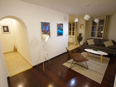 Photo for Luxury apartment in the heart of Zagreb, walking distance from main square